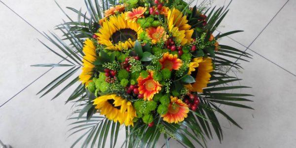 Kód: A001 obsah: slunečnice, germin, hypericum, santiny, zeleň  cena:  1390,-