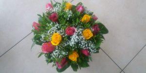 Kód: L017  obsah:  15 x růže krátká, zeleň