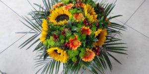 Kód: L025  obsah:  Slunečnice, germina, santina, hypericum, zeleň